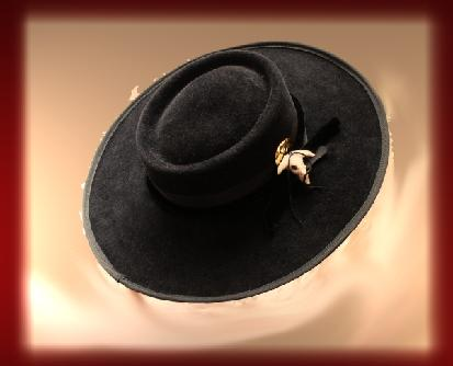 The Ghost Ranch Hat